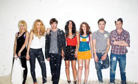 Gossip Girl Cast: Hot!