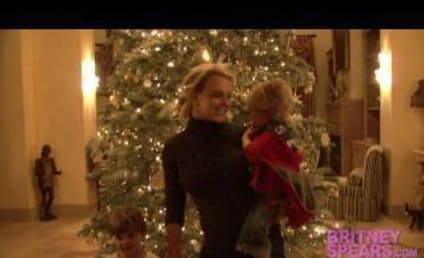 Merry Christmas From Britney Spears, Jayden James