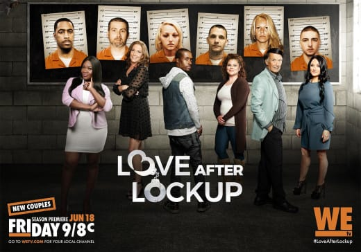 Love After Lockup 2021