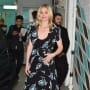 Julia Stiles Shows off Baby Bump