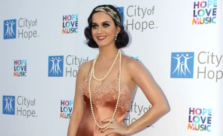 Katy Perry Retro Dress