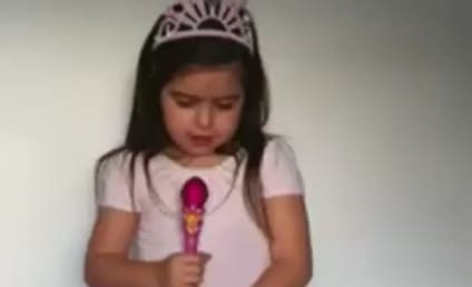 Sophia Grace Brownlee Turns Her Swag On