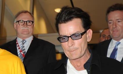 Brooke Mueller Files Restraining Order Against Charlie Sheen