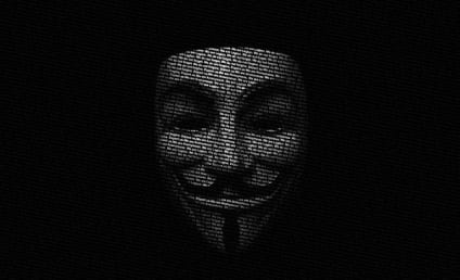 CISPA Protest Carried Out by Anonymous