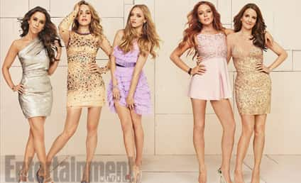 Mean Girls Cast: Reunited for Entertainment Weekly!