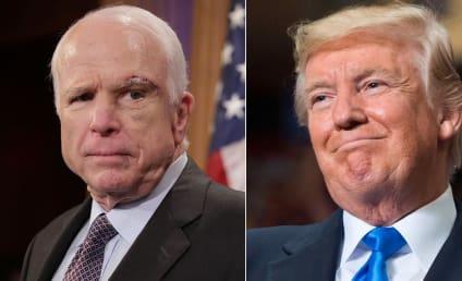 John McCain Takes Final Jab at Donald Trump from the Grave
