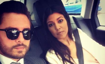 Kourtney Kardashian and Scott Disick: Hanging By a Thread After Latest Rehab Exodus?