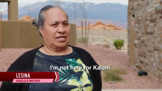Asuelu pulaa mom im not here for kalani