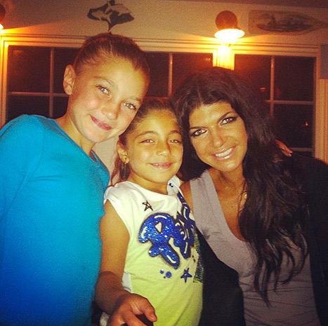 Teresa Giudice and Kids
