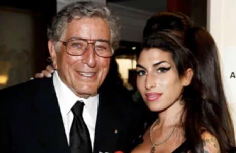 Winehouse and Bennett