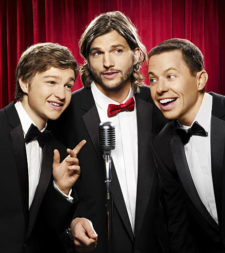 Two and a Half Men Promotional Pic