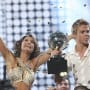 Jennifer Grey and Derek Hough Win Dancing With the Stars