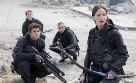 Hunger Games: Mockingjay - Part 2 Photo