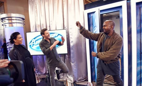 Kanye West Auditions for American Idol!