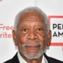 Morgan Freeman Snapshot