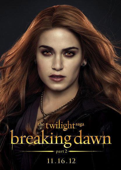 Nikki Reed Breaking Dawn Poster
