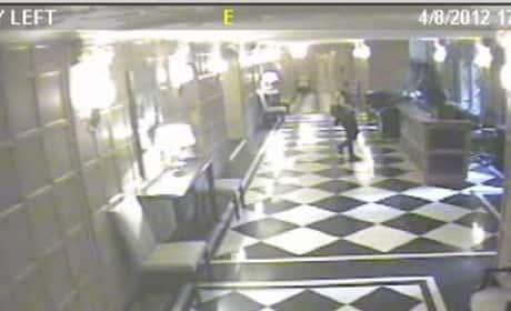 Alec Baldwin Stalker Genevieve Sabourin: Caught on Camera!