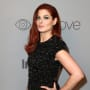 Debra Messing Profile at the Golden Globes