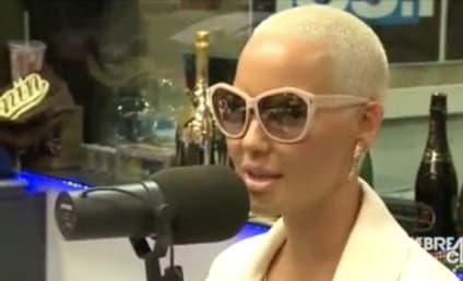 Amber Rose Attacks Kim Kardashian, Kanye West in Escalating Twitter War