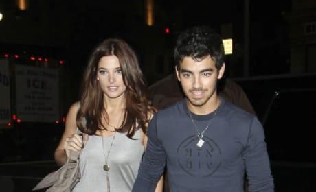 Ashley and Joe