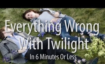 Twilight Video Sums Up Everything Wrong With Movie in Six Minutes