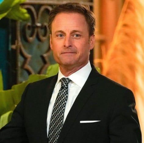Chris Harrison Host Photo