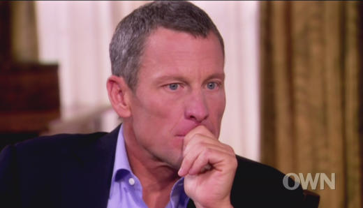 Lance Armstrong on OWN