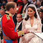 William and Kate Marry
