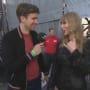 Taylor swift sweaty interview 02
