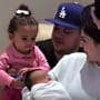 Chicago West, Dream Kardashian, Rob Kardashian, Kylie Jenner