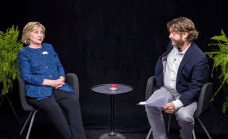 Hillary Clinton on Between Two Ferns With Zach Galifianakis