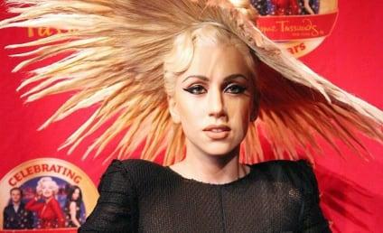 Lady Gaga Wax Figures: Revealed!