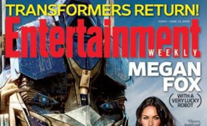 Megan Fox in Entertainment Weekly: Sultry Photos, Silly Quotes