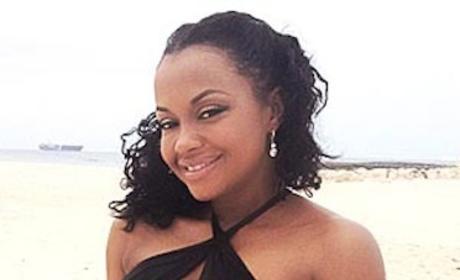 Phaedra Parks Pregnant Pic
