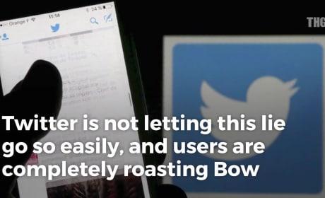 Bow Wow: SLAMMED on Twitter!