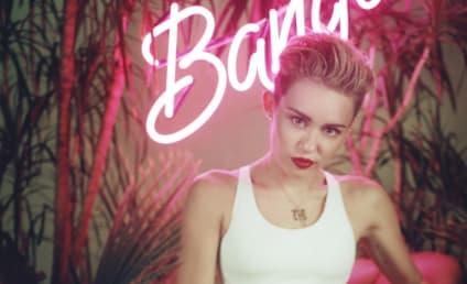 Miley Cyrus Album Promo Pics: No Pants, Lots of Crotch Grabbing