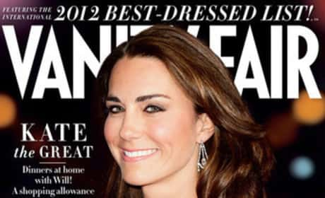 Kate Middleton Vanity Fair Cover