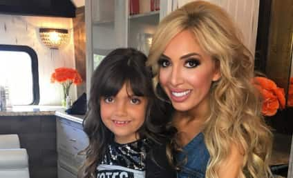 Farrah Abraham: Did She Really Give Her Daughter Weight Loss Tea?!?