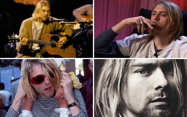 Kurt cobain unplugged