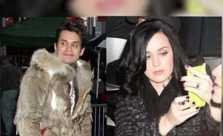 Katy Perry and John Mayer: Are They Engaged?