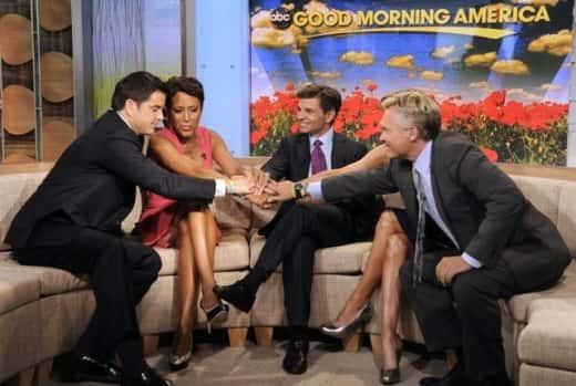 Good Morning America Team