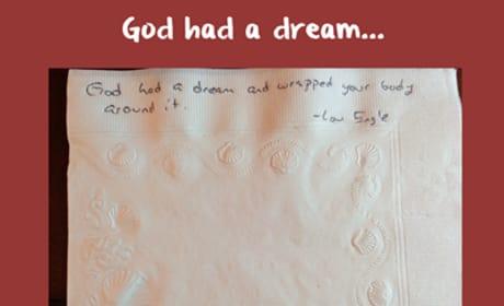 God Had a Dream