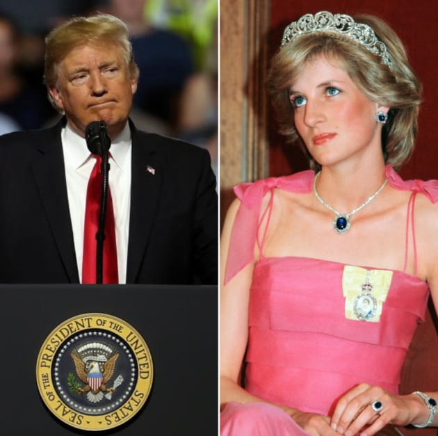 Donald Trump To Royals: Remember When I Tried To Bang