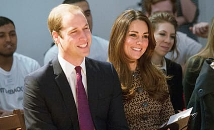 Kate Middleton on Prince George: Growing Up SO Fast!