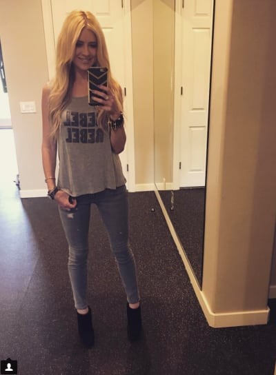Christina El Moussa Honors Kids with New Tattoo: See It Here!