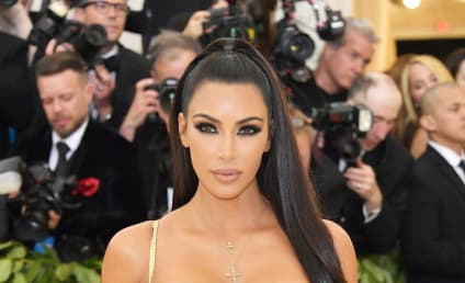 Kim Kardashian Tries to Explain Away Kanye's MET Gala Absence