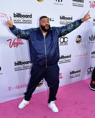 DJ Khaled Attends Billboard Music Awards
