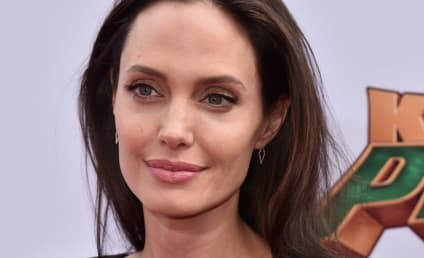 Angelina Jolie: Having Brad Pitt-Related Tattoos Removed?