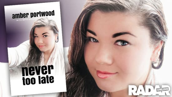 Amber Portwood Book Cover