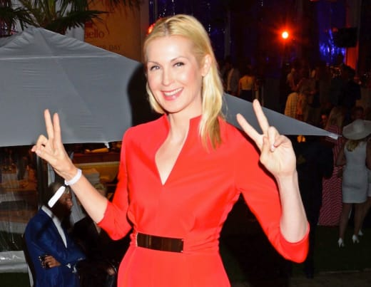 kelly rutherford reunited with kids after six year. Black Bedroom Furniture Sets. Home Design Ideas